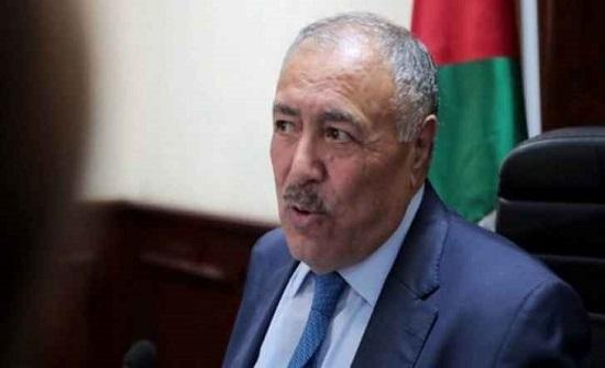 وزير الصحة ومدير الأمن العام يتفقدان مركز الصحة النفسية بالفحيص