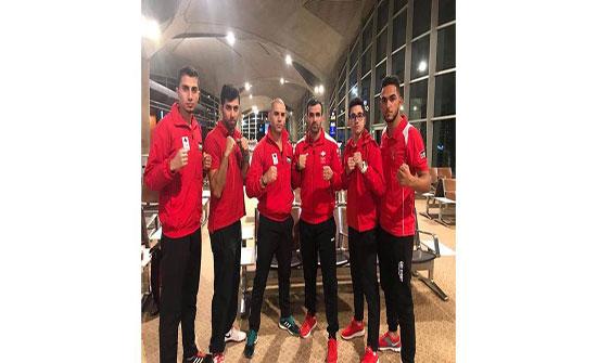 منتخب المواي تاي يواصل تحقيق انتصارات ببطولة العالم
