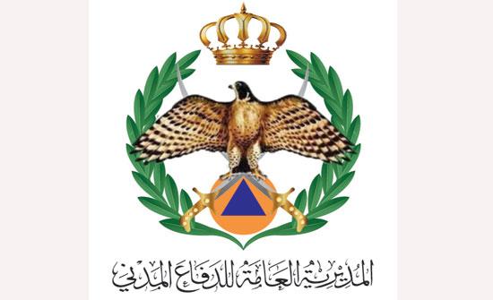 الدفاع المدني ينفي الفيديو المتداول لانفجار سيارة غاز في عمان
