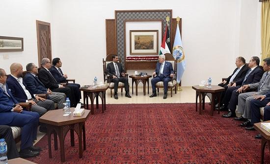 اتفاق أردني فلسطيني لتعزيز التعاون الاقتصادي والتجاري