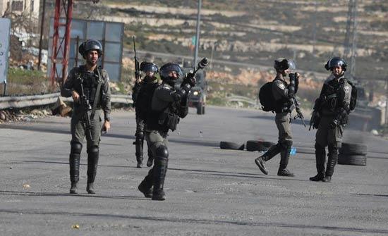 الجيش الإسرائيلي يعتقل أربعة فلسطينيين بمواجهات في بيت لحم
