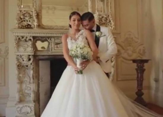 عروسان لبنانيان يتزوجان في ملبورن.. ويثيران الضجة بما فعلاه!