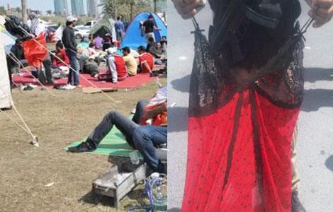 زواج متعة في دوار اللؤلؤة بالبحرين ( صور )