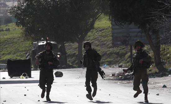 الجيش الإسرائيلي يقتحم بلدة بالضفة للمرة الثانية خلال ساعات