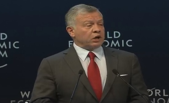 الملك  :   الأردن دفع ثمنا كبيرا جراء تحمل أعباء استضافة اللاجئين - فيديو