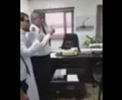 بالفيديو : كابتن امريكي يعلن اسلامة