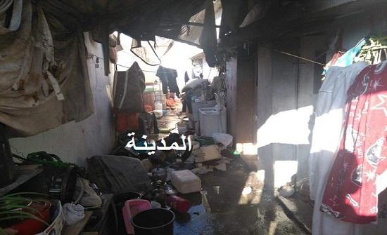 جرش : المواطن الذي احترق مع طفلتيه وحيد في الأردن ومواطنون يتبرعون بتكاليف العزاء