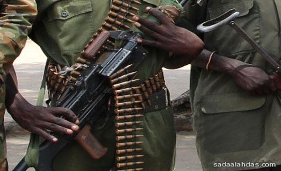مشروع قرار دولي يهدد بحظر بيع الأسلحة الى جنوب السودان