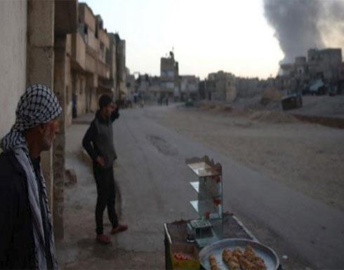 النظام يسقط ضحايا والمعارضة تتصدى لهجماته بريف دمشق