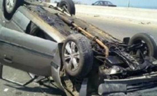 وفاة طفل وإصابة اثنين آخرين اثر حادث تدهور في  عجلون