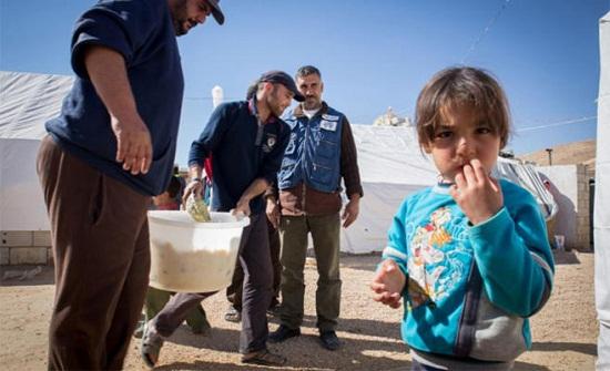 الأردن بحاجة لـ 7.3 مليار لمواجهة ''اللجوء السوري''