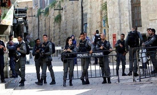 الاحتلال الاسرائيلي يخلي عقارا في سلوان بالقدس المحتلة