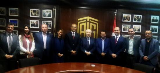 لجنة الشباب في ملتقى طلال أبوغزاله المعرفي تباشر عملها