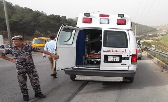 82 اصابة في 340 حادثا  خلا 24 ساعة