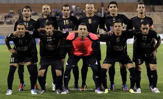 نادي البقعة يتعاقد مع اللاعب السوري بلحوس