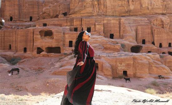 شاهد  .. احلام تنشر فيديو ترويجاً للبترا : رحلة مثمرة في الأردن الحبيب