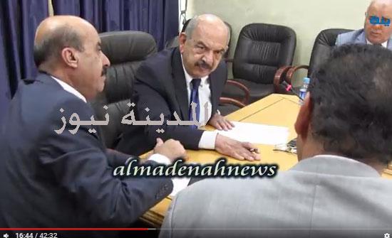 بالفيديو : تسجيل لاجتماع لجنة الصحة النيابية مع ممثلي العاملين في الوزارة ( ما هي مطالبهم )