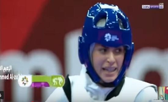 بالفيديو :الاردنية جوليانا الصادق تحصل على ذهبية في دورة الألعاب الآسيوية