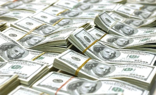 ارتفاع الدولار لليوم الثاني على التوالي