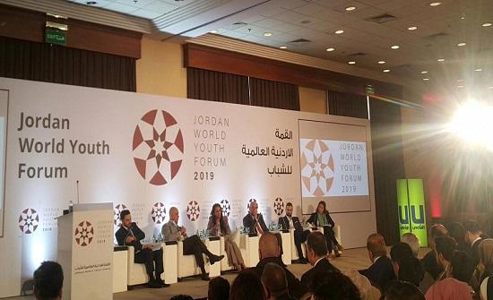 قمة الشباب العالمية بالبحر الميت تؤكد ضرورة الاستمرار بدعمهم لإحداث التغيير المنشود
