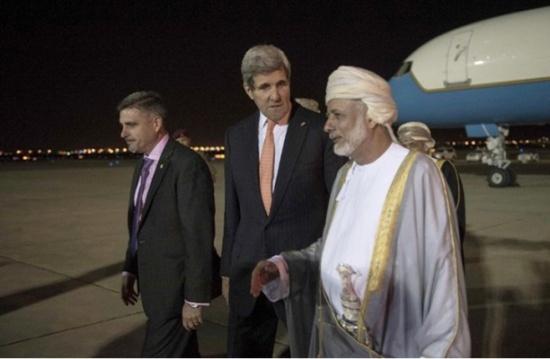 حوار أمريكي حوثي ايراني في مسقط والحكومة اليمنية ترفضه