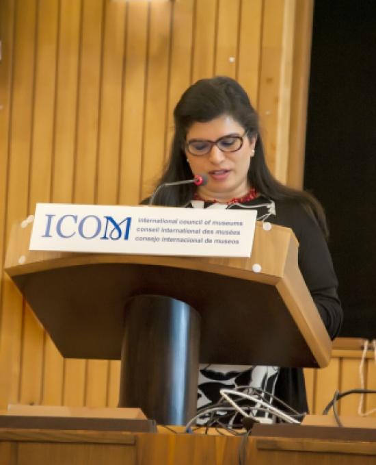 الأميرة سمية بنت الحسن ترأس اجتماعات الجمعية العمومية للمجلس العالمي للمتاحف