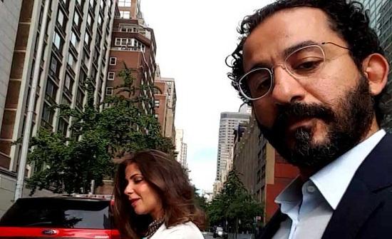 بالفيديو- طارق الشناوي يكشف تفاصيل حياة أحمد حلمي الشخصية وعلاقته بزوجته