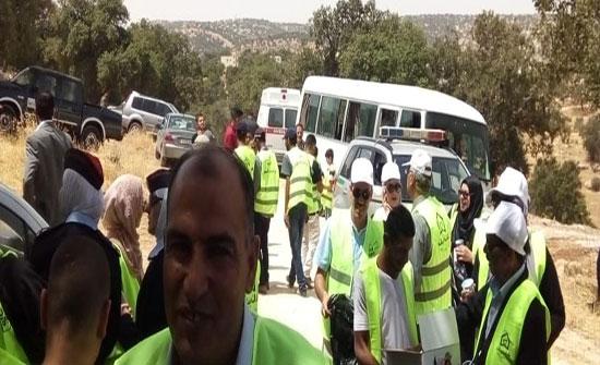 """انطلاق المرحلة العاشرة من الحملة الوطنية للنظافة """"بلدك بيتك"""" في المحافظات"""