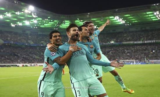 رسميا: برشلونة يربط نجمه بنصف مليار يورو