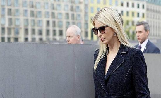 """مفاجأة...""""إيفانكا"""" ليس الاسم الحقيقي لابنة ترامب"""