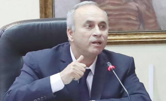 ابو علي: قانون الضريبة الجديد حقق نتائج ايجابية في تخفيف التهرب