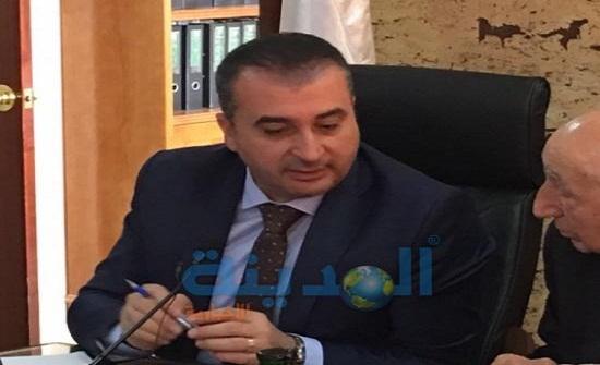 """""""البرلمانية الأردنية الكويتية"""" تلتقي السفير الديحاني"""