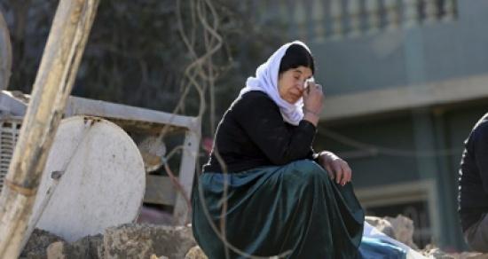 فرار 200 الف مدني من مناطق سيطرة داعش بالموصل