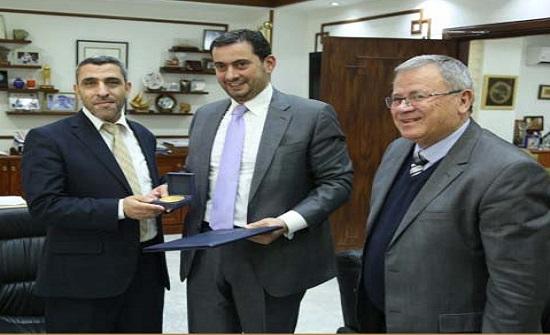 فوز الأردن بميدالية الويبو للمخترعين