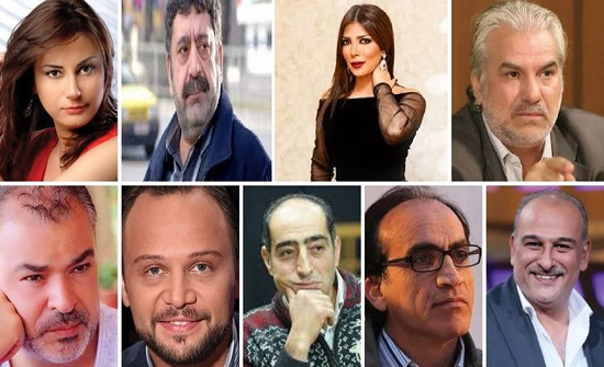نقيب الفنانين السوريين: يجب أن ينال الفنانين الذين لديهم تصريحات مخزية ضد الوطن جزاءهم