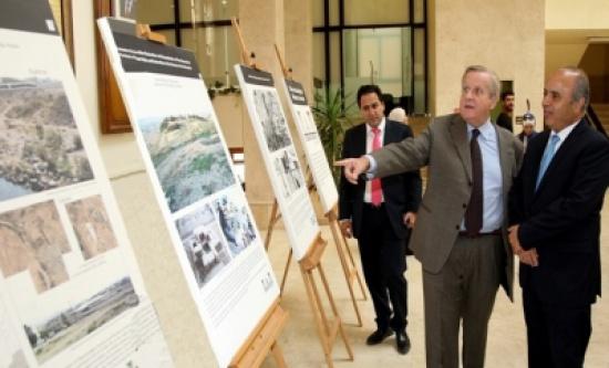 خبراء يدعون إلى الاستفادة من إدارة المصادر المائية في المواقع الاثرية