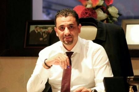 النائب أبو حسان رئيسا للجنة الشؤون المالية والاقتصادية في البرلمان العربي