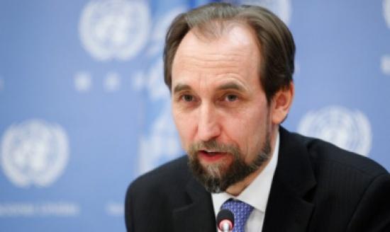 الأمير زيد يحذر من الإفلات من جرائم العنف الجنسي في أوكرانيا