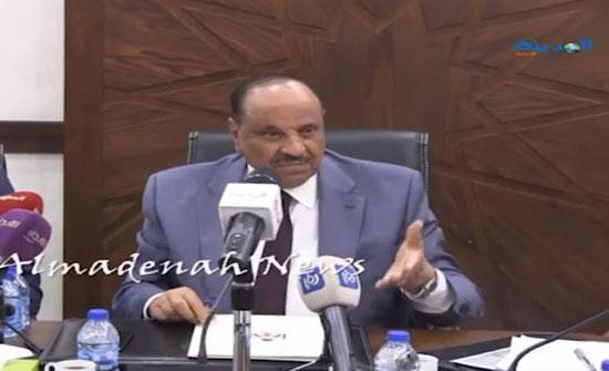 وزيرا الداخلية والنقل في الكرك