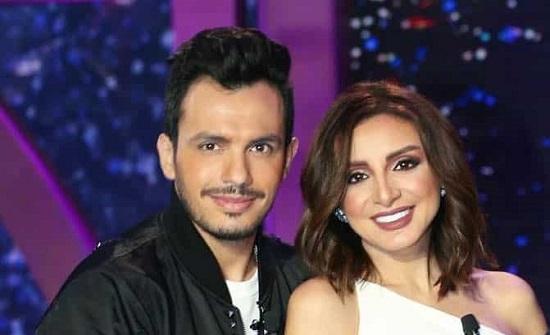 أحمد إبراهيم يتحدث لأول مرة عن علاقته بأصالة وزوجها طارق العريان