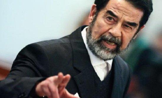 احياء ذكرى رحيل صدام حسين في مجمع النقابات بالكرك