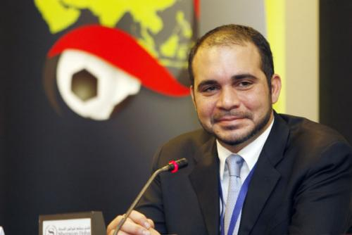 الفيصلي يثمن جهود الأمير علي في رفع العقوبات عن لاعبيه
