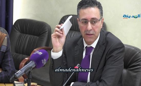 القضاة يبحث مع وزيري التجارة والصناعة الجزائريين تفعيل التعاون الاقتصادي