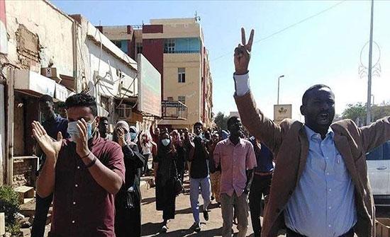 بالفيديو : السودان.. مظاهرات جديدة في عدد من أحياء الخرطوم - المدينة نيوز