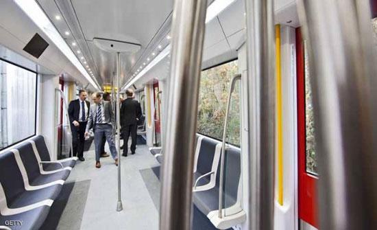 تأثر رحلات القطارات الدولية من باريس إلى لندن بسبب ارتفاع درجات الحرارة
