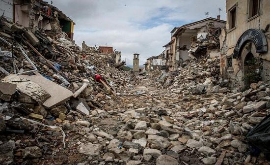 زلزال يضرب جنوب شرق جزر الكوريل في المحيط الهادي