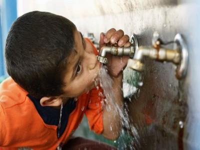 التحذير من خطورة الاوضاع المائية في قطاع غزة