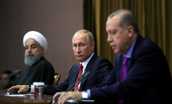الكرملين: قمة ثلاثية بشأن سوريا قريبا ونحن على بعد خطوة واحدة من تشكيل اللجنة الدستورية