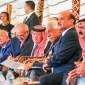 مداخلات نواب وشيوخ ووجهاء عمان أمام الملك في لقاء الأحد