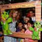 الاميرة غيداء طلال ترعى مهرجان الطفولة في مركز زها الثقافي